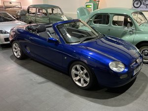 MGF 2001.  LOW MILEAGE, EXCELLENT EXAMPLE.