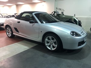 2004 MGTF - 7700 miles from new.  Immaculate!