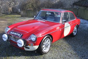 MGC GT Manual O/D 1968 For Sale