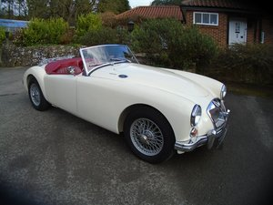 Picture of 1961 MGA 1600 Mk II SOLD