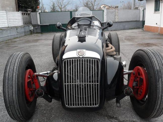 MG PA SINGLE SEATER 1934 FIA Fiche +Palmares -Volum. Compr. For Sale (picture 1 of 6)