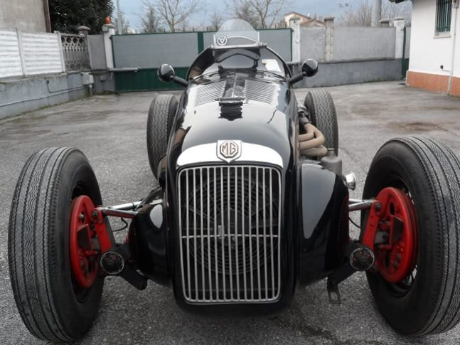 PA MG SINGLE SEATER- 1934 with VOLUMETRIC COMPRESSOR  For Sale (picture 1 of 6)