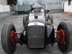 PA MG SINGLE SEATER- 1934 with VOLUMETRIC COMPRESSOR