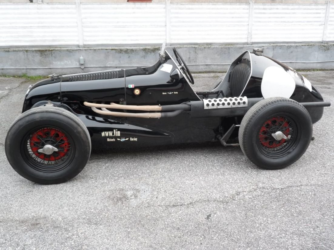 PA MG SINGLE SEATER- 1934 with VOLUMETRIC COMPRESSOR  For Sale (picture 2 of 6)