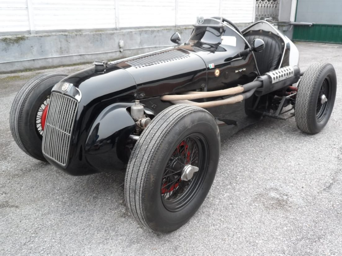 PA MG SINGLE SEATER- 1934 with VOLUMETRIC COMPRESSOR  For Sale (picture 3 of 6)