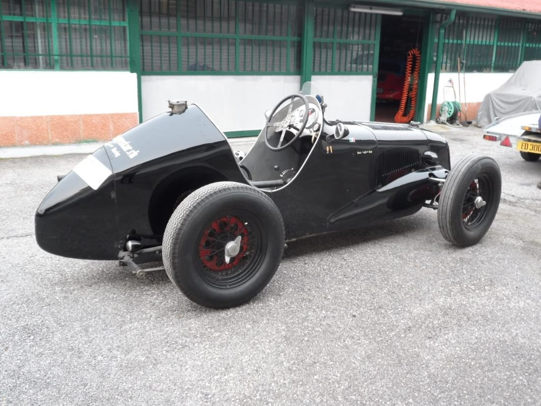 PA MG SINGLE SEATER- 1934 with VOLUMETRIC COMPRESSOR  For Sale (picture 6 of 6)