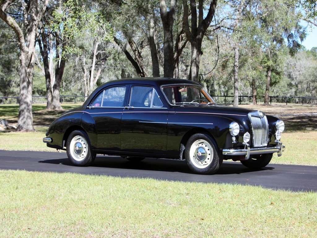 1958 MG Magnette  For Sale by Auction (picture 1 of 6)