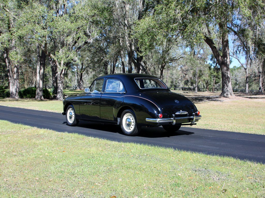 1958 MG Magnette  For Sale by Auction (picture 2 of 6)