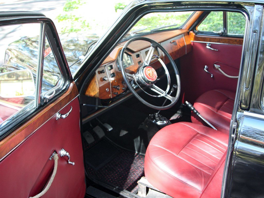 1958 MG Magnette  For Sale by Auction (picture 4 of 6)