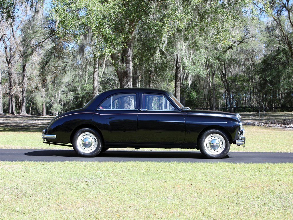 1958 MG Magnette  For Sale by Auction (picture 5 of 6)