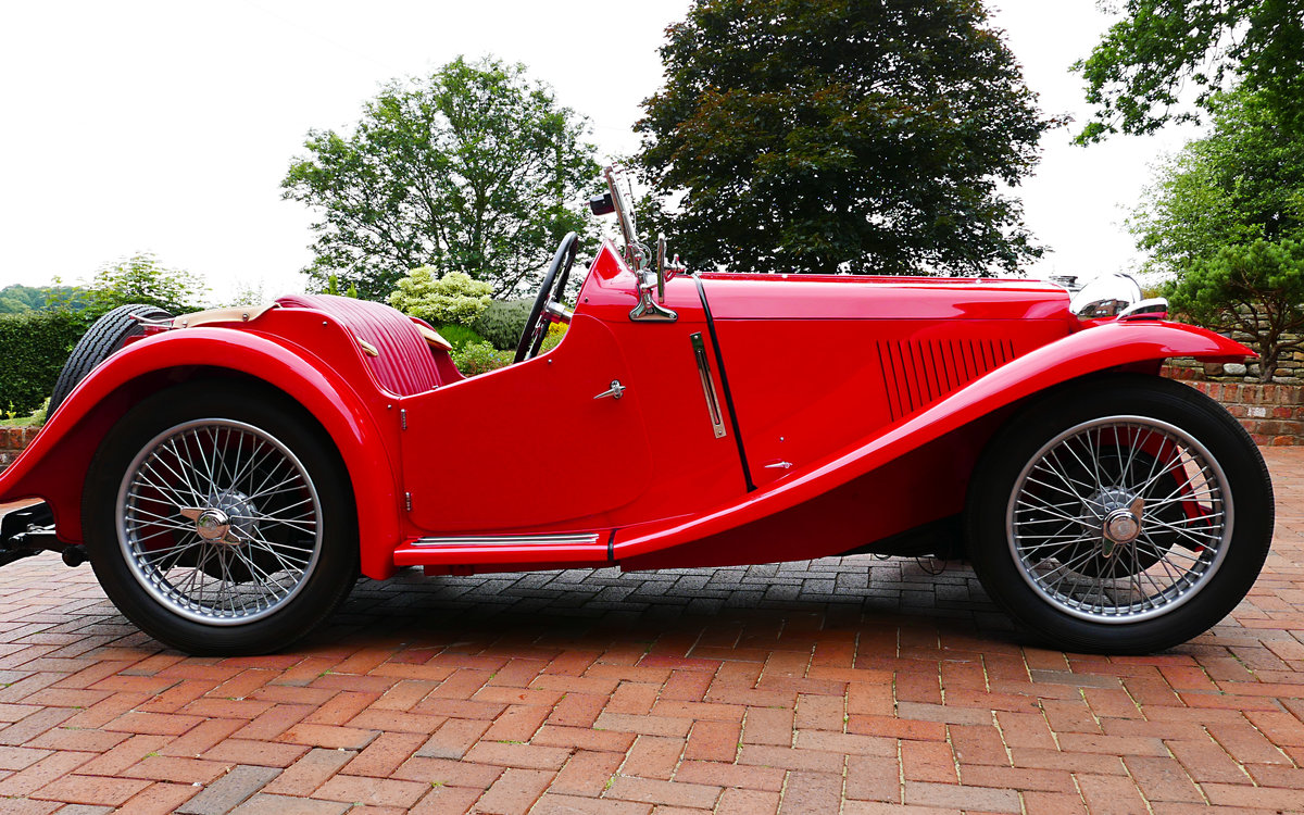 1934 MG PA Midget For Sale (picture 2 of 6)