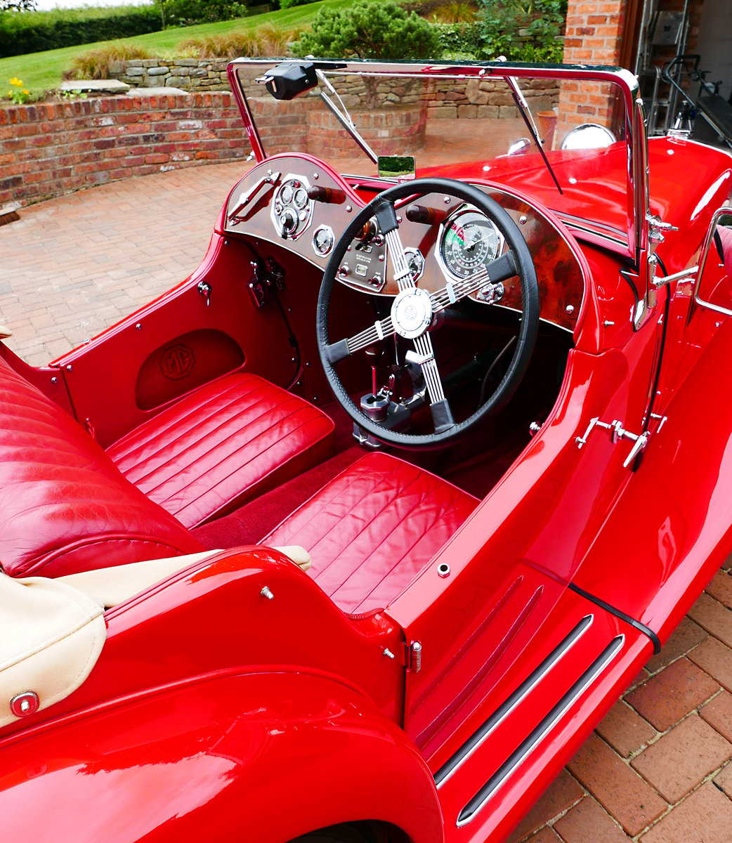 1934 MG PA Midget For Sale (picture 4 of 6)