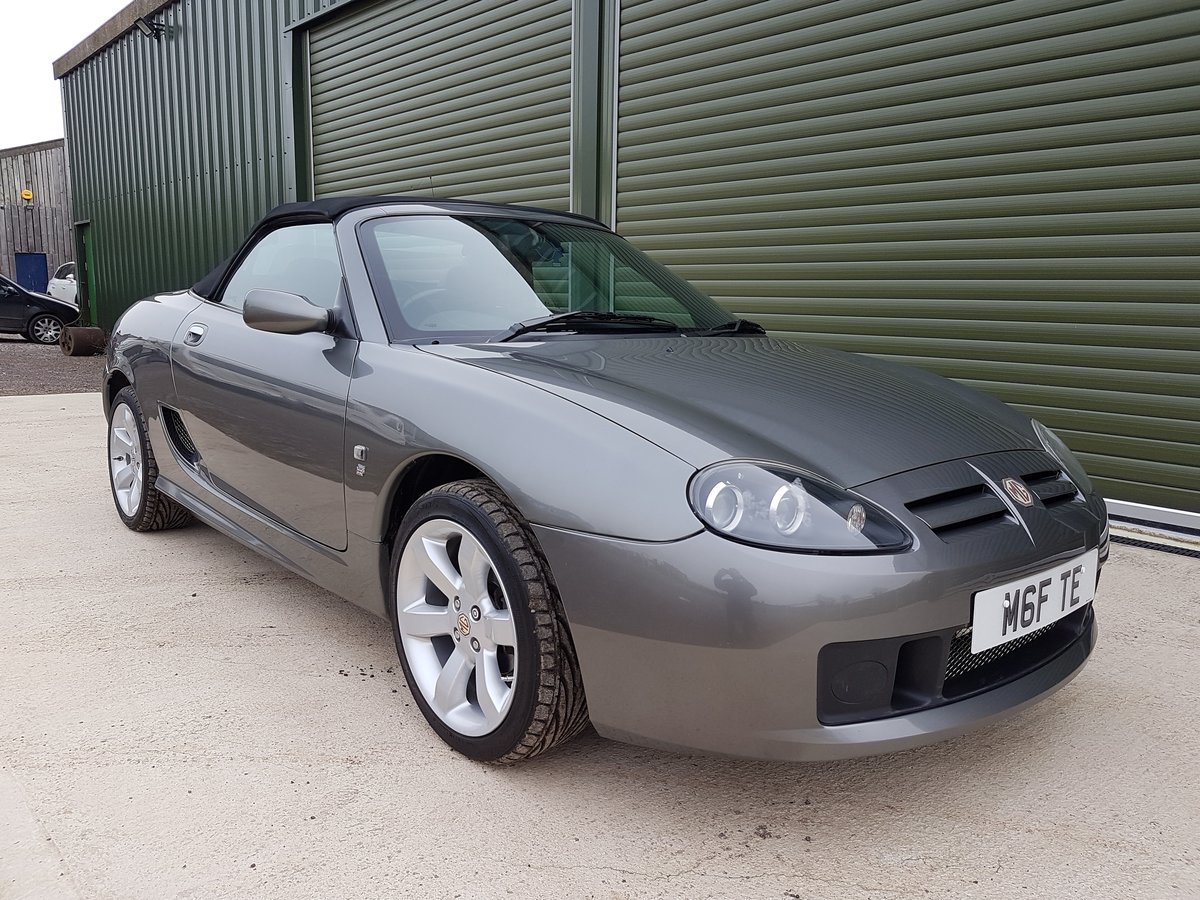2004 MG TF 135 SOLD (picture 1 of 6)