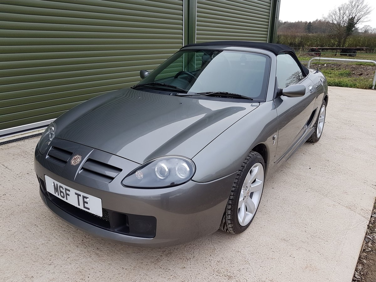 2004 MG TF 135 SOLD (picture 3 of 6)