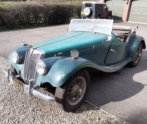 Picture of 1955 MG TF 1500  SOLD