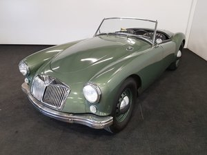 MG MGA 1959 powerful 1.8 liter For Sale