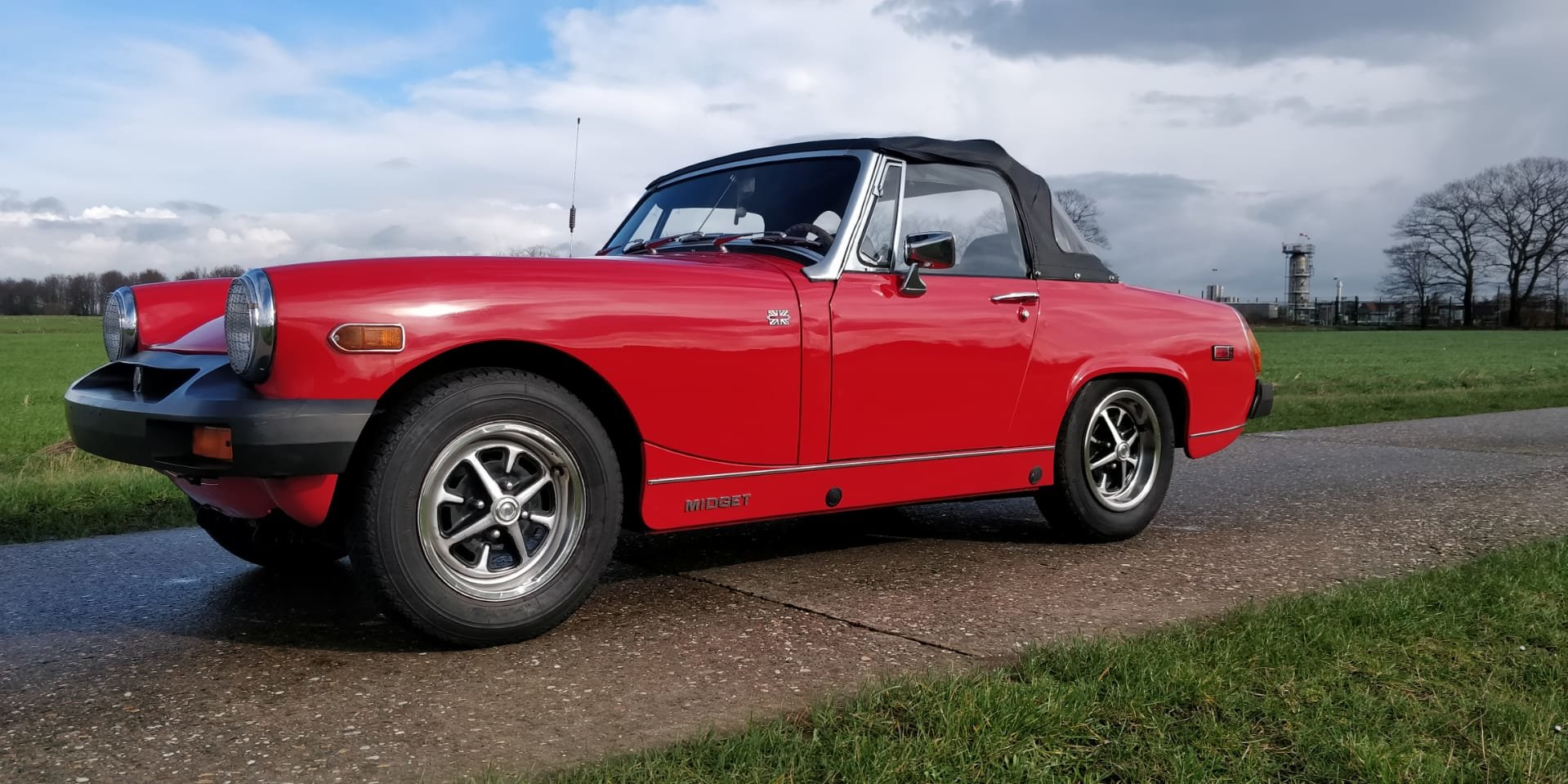 1975 MG Midget 1500  '75 lhd For Sale (picture 1 of 6)
