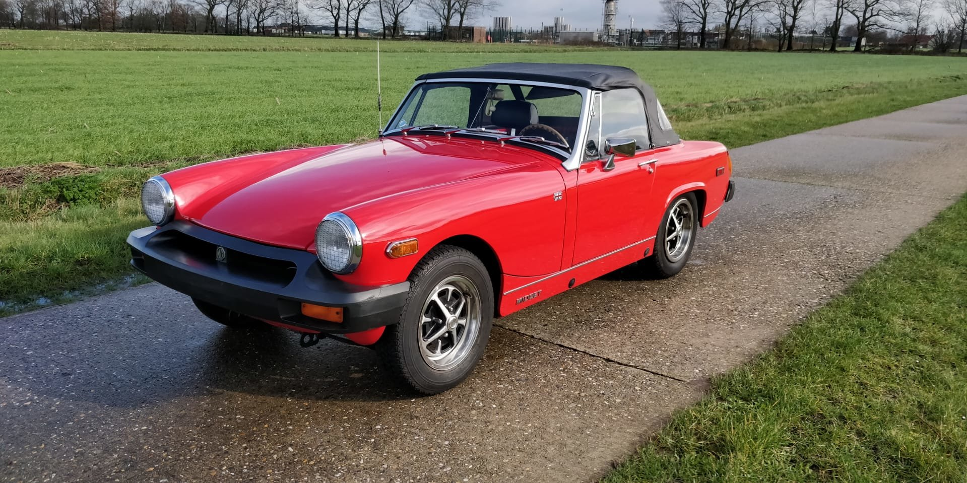 1975 MG Midget 1500  '75 lhd For Sale (picture 2 of 6)