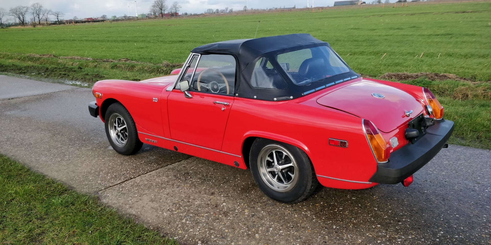 1975 MG Midget 1500  '75 lhd For Sale (picture 3 of 6)