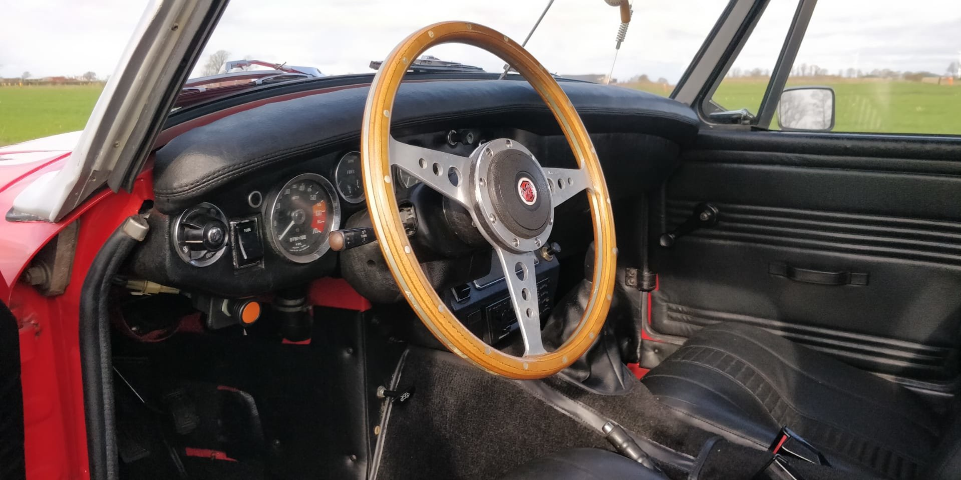 1975 MG Midget 1500  '75 lhd For Sale (picture 4 of 6)