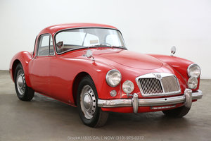 1958 MG A Coupe For Sale