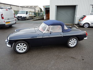 Picture of 1976 MGB Roadster ~ Manual with Overdrive ~ Leather ~  SOLD