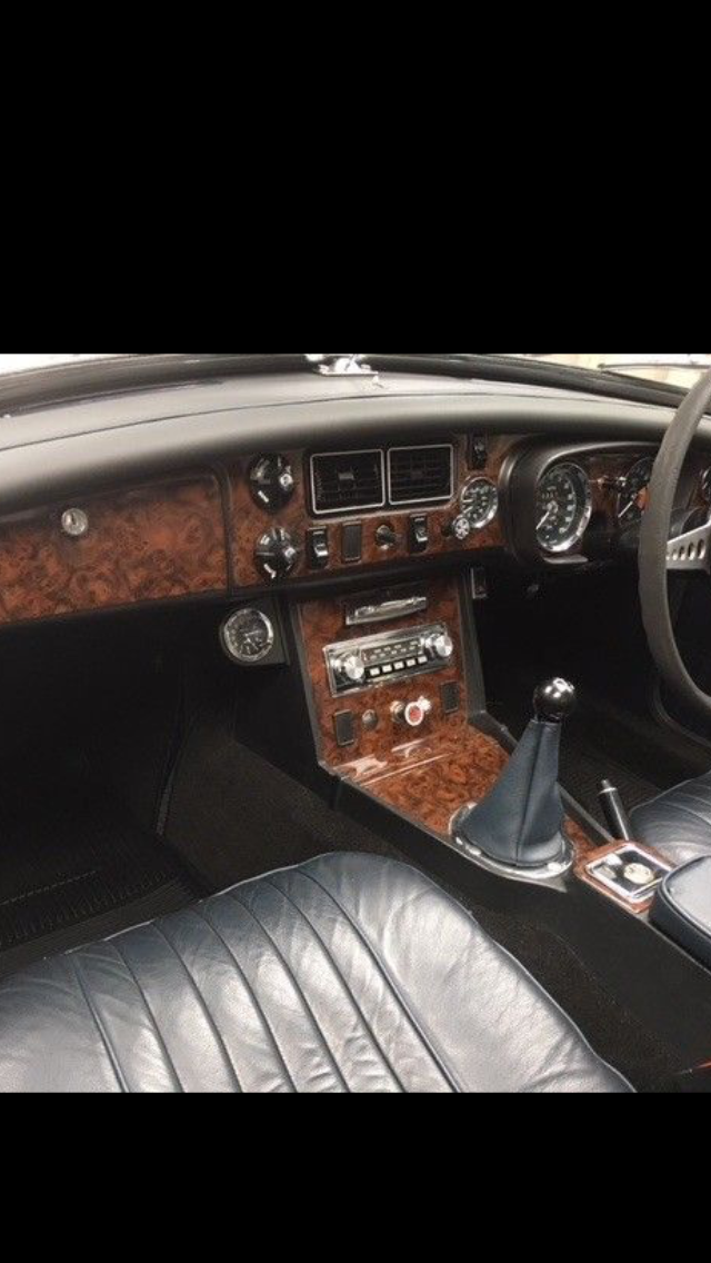 1972 MGB Roadster SOLD (picture 5 of 5)