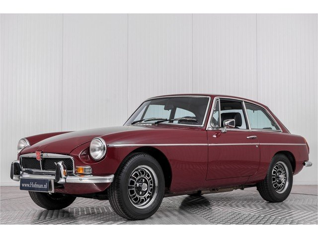 1975 MG MGB GT V8 LHD! For Sale (picture 1 of 6)