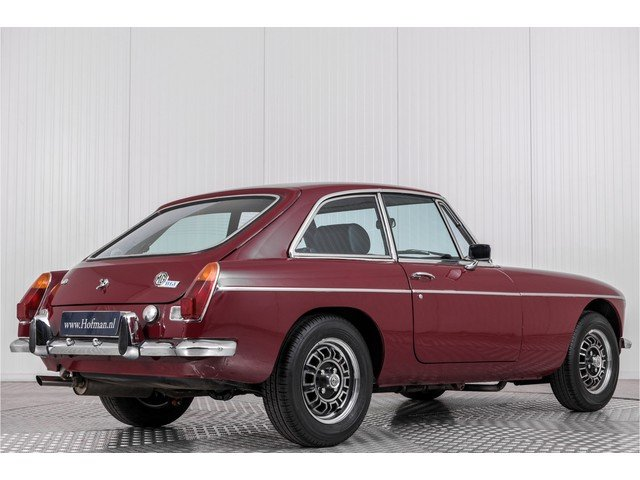 1975 MG MGB GT V8 LHD! For Sale (picture 2 of 6)