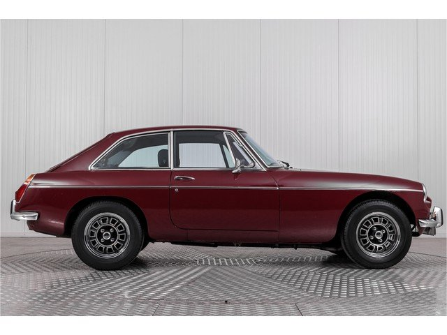 1975 MG MGB GT V8 LHD! For Sale (picture 3 of 6)