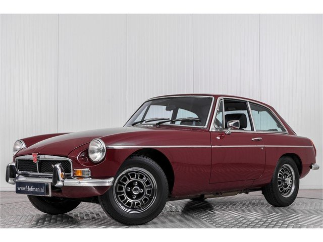1975 MG MGB GT V8 LHD! For Sale (picture 4 of 6)