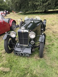 1932 MGF special