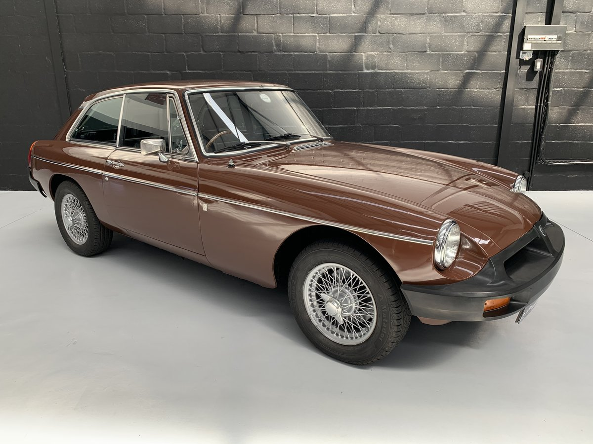 1982 MGB GT For Sale (picture 1 of 6)