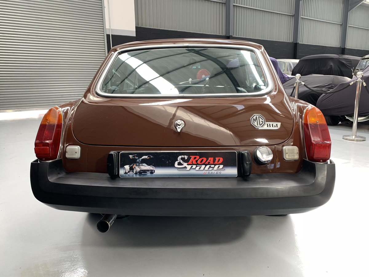 1982 MGB GT For Sale (picture 3 of 6)