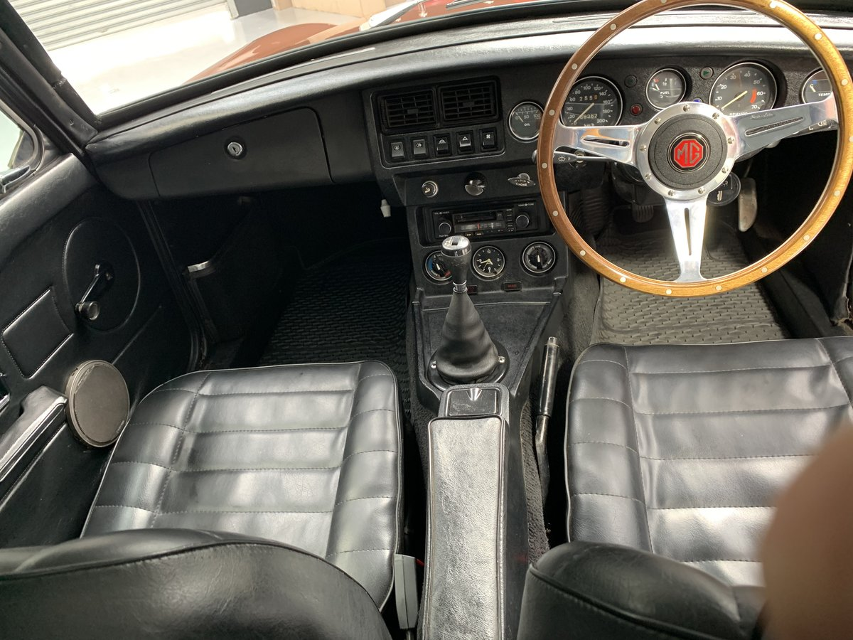 1982 MGB GT For Sale (picture 6 of 6)
