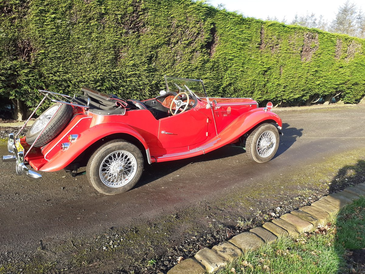 1978 MG TF Evocation Constructed by Gentry For Sale (picture 1 of 6)