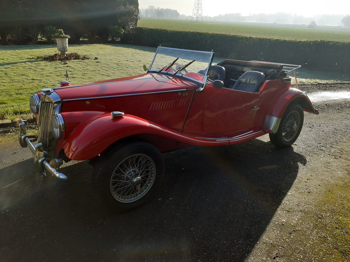1978 MG TF Evocation Constructed by Gentry For Sale (picture 2 of 6)