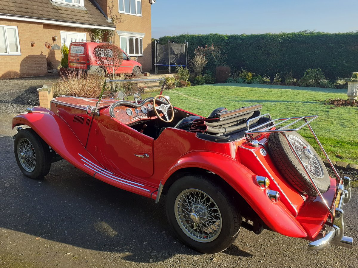 1978 MG TF Evocation Constructed by Gentry For Sale (picture 3 of 6)