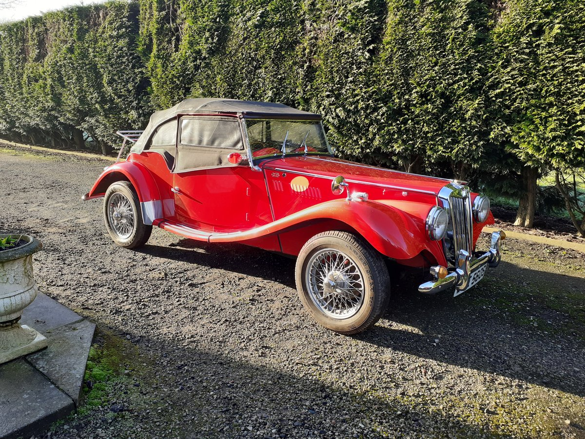 1978 MG TF Evocation Constructed by Gentry For Sale (picture 6 of 6)