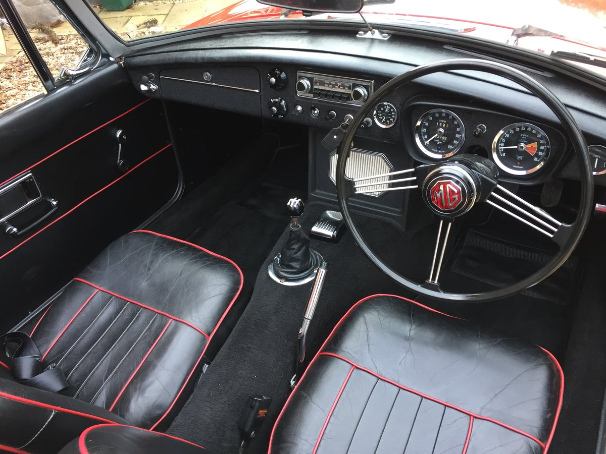 1968 b roadster For Sale (picture 2 of 6)