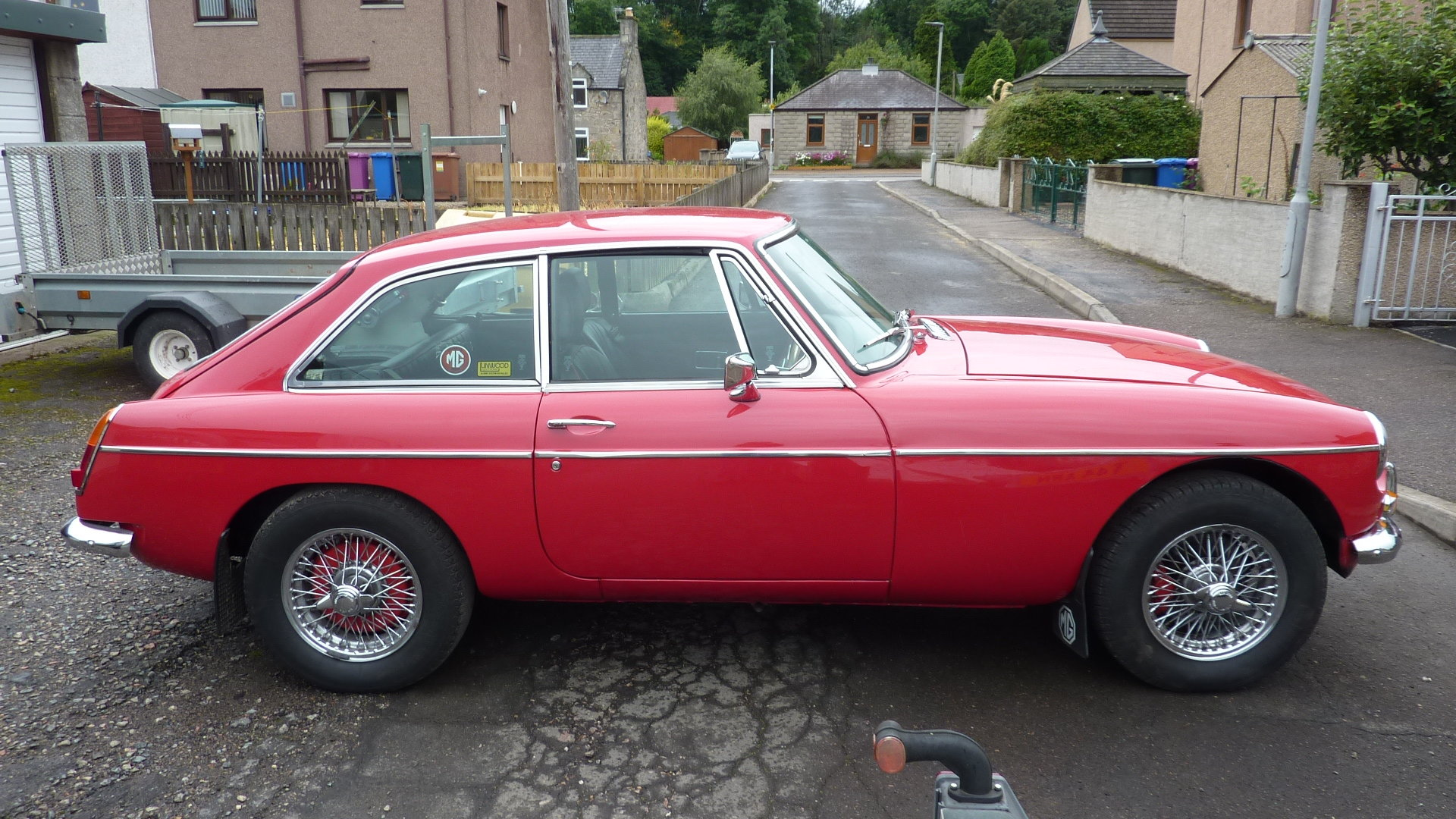 1979 MGB GT  For Sale (picture 1 of 6)