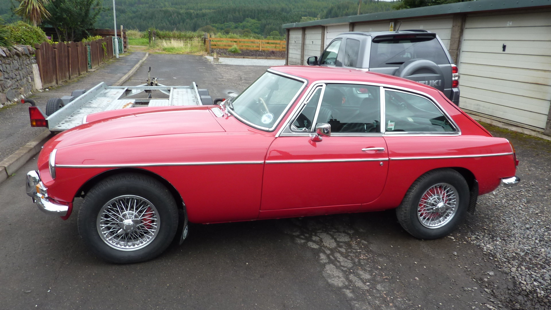 1979 MGB GT  For Sale (picture 2 of 6)