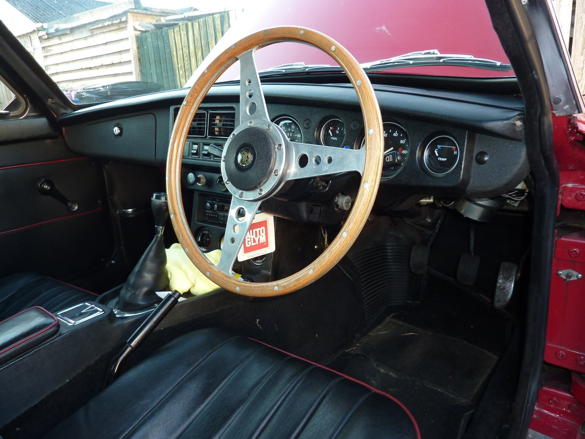 1979 MGB GT  For Sale (picture 6 of 6)