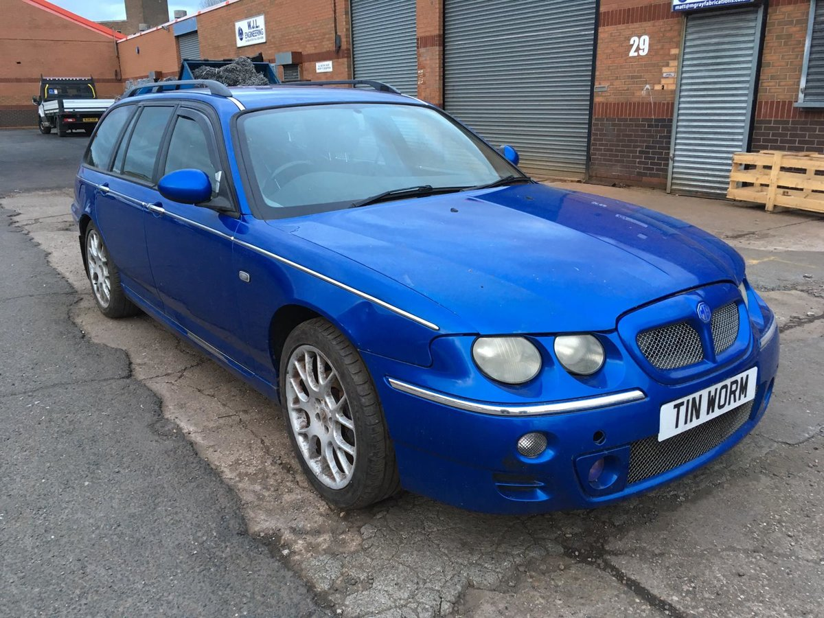 2003 MG ZTT Tourer/Estate 2.0 CDTi Turbo Diesel manual  For Sale (picture 1 of 6)