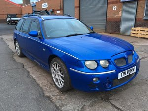 2003  MG ZTT Tourer/Estate 2.0 CDTi Turbo Diesel manual