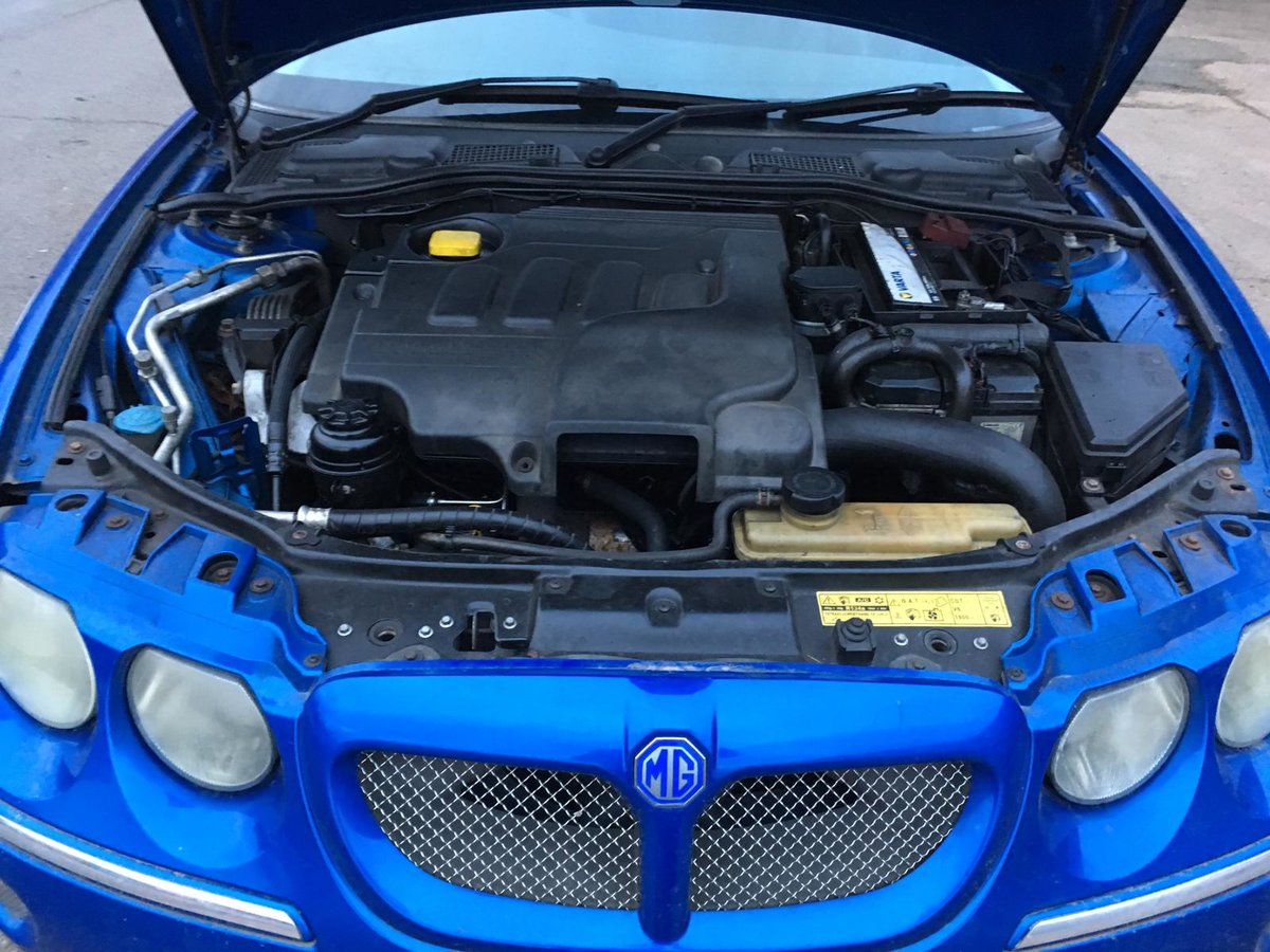 2003 MG ZTT Tourer/Estate 2.0 CDTi Turbo Diesel manual  For Sale (picture 5 of 6)