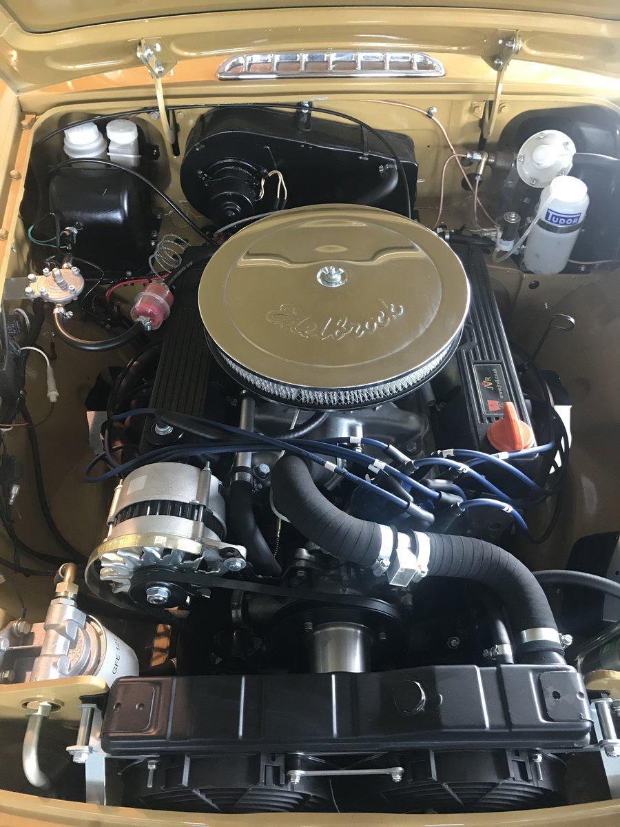 1972 MGB Roadster 3.5 V8 rebuilt on new bodyshell For Sale (picture 4 of 6)