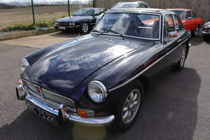 Picture of 1972 HERITAGE Shell MGB GT, Midnight Blue SOLD