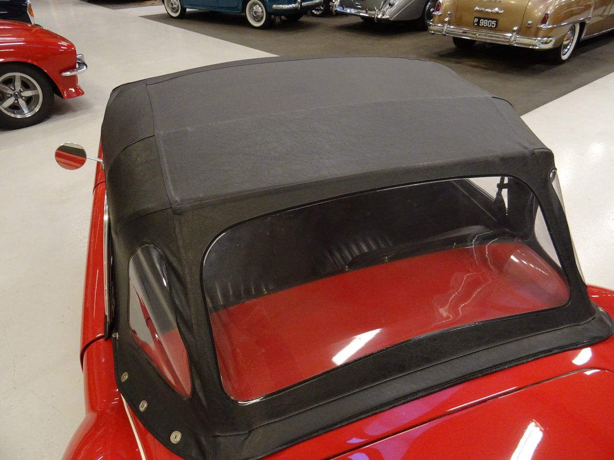 1960 MG MGA 1600 Roadster – fully restored For Sale (picture 14 of 24)