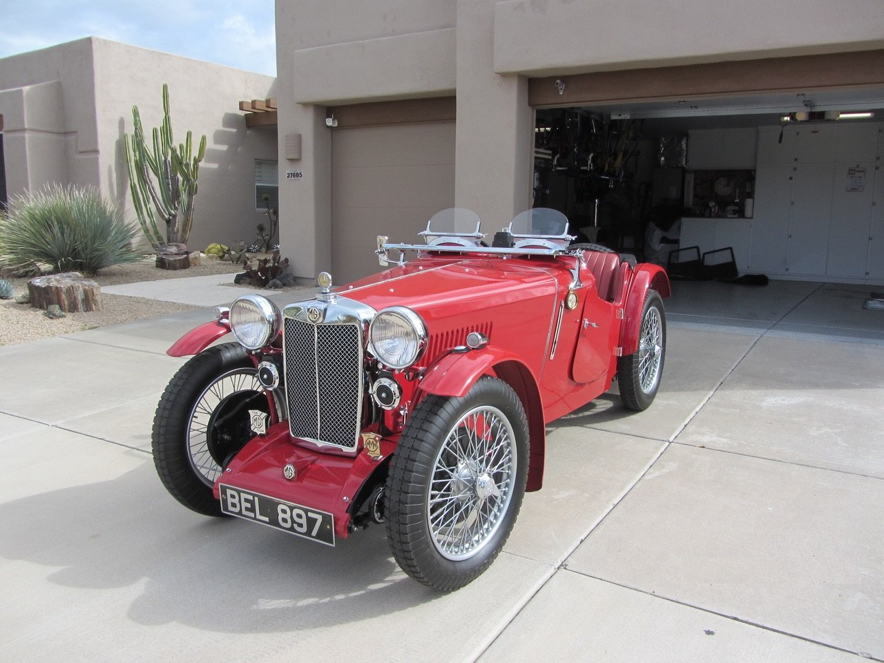 1935 MG PA  For Sale (picture 1 of 1)